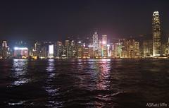 Symphony of Lights (asratcliffe) Tags: china hk hongkong chinese nighttime symphonyoflights
