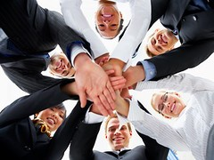 Teamwork and team spirit - Catcom (CatcomVN) Tags: people dedication laughing fun denmark happy corporate office other team hands support hand friendship pyramid spirit united union group diversity communication business company growth international staff together pile laugh networking colleagues below network strength another joined dedicated gesture success organization partnership department partner each isolated partners loyalty teamwork isolate agreement piled multinational multiethnic