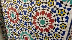 Palace Gate 04 | Zellij Tile 07 (macloo) Tags: tile gate king palace morocco fez sultan fes zellij darelmakhzen