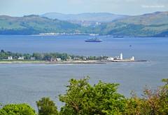 (Zak355) Tags: cruise scotland riverclyde boat ship scottish shipping bute rothesay isleofbute towardlighthouse towardpoint