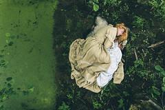 Gaia (Sebastian Freitag) Tags: portrait woman white black nature female outside person one model adult young