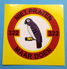 Patches / Badges (Air Force, Navy, Fire, Rescue, EMS, Aviation & more) (Roger Hele) Tags: wild netherlands mobile turkey circle photo apache force phone display air text jerusalem navy royal f16 solo badge maintenance round law marines 1991 100 enforcement patch airforce operation diyarbakir redskins nato militaire 2010 jaar leeuwarden 322 squadron 301 volkel units 2014 326 327 otan  luchtmacht 2011 gilzerijen klu 2013 luchtvaart luchtmachtdagen vliegbasis hydrazine