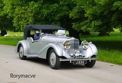 1939 Bentley 4½ Litre (Rorymacve Part II) Tags: auto road bus heritage cars sports car truck automobile estate transport rollsroyce historic motor saloon bentley compact roadster motorvehicle rollsroycesilverghost bentley412litre rollsroycesilvershadowii rollsroycesilvercloudii