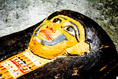 From The Tombs (@DeBoard) Tags: old museum ancient egypt legends sarcophagus artifact tombs