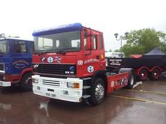 P33 ERF (quicksilver coaches) Tags: revs erf ec gaydon ec11 p787nmb erfhistoricvehicles p33erf