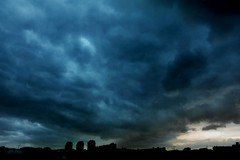 stormy day (Belgrade's Wanderer) Tags: belgrade beograd storm sky cloud clouds urbanphotography urbannature thunderstorm rain