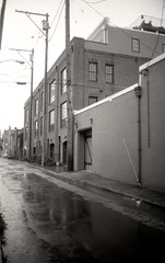 Rainy Sunday (je245) Tags: day kodak maryland baltimore rainy diafine fellspoint px125 canon7s canon35mmf20ltm
