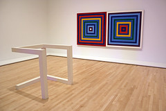 Works by Sol LeWitt and Frank Stella (JB by the Sea) Tags: sanfrancisco california sfmoma financialdistrict sollewitt sanfranciscomuseumofmodernart frankstella june2016