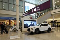 2017 Lexus RX (A. Wee) Tags: toronto canada airport suv rx lexus yyz