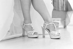 Weddingshoes (siebe ) Tags: wedding blackandwhite holland netherlands monochrome dutch bride shoes nederland marriage indoor weddingday schoenen trouwen bruiloft trouwdag 2016 weddingphotography bruid weddingshoes bruidsreportage trouwreportage bruidsfotografie trouwschoenen