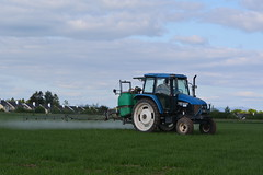 New Holland TS90 Tractor with a Green Power Sprayer (Shane Casey CK25) Tags: county new blue ireland horse irish tractor holland green field work pull hp corn nikon traktor power farm cork farming working cereal grow machine ground nh spray machinery soil till crop crops growing farmer agriculture cereals pulling contractor 90 ts t1 tracteur trator spraying horsepower insecticide trekker sprayer pesticide cnh agri rathcormac newholland fungicide tillage cignik traktori d7100 ts90