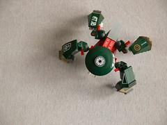 Walker_04 (Lego Brickhead) Tags: lego walker