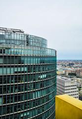 Berlin view (Maria Eklind) Tags: city berlin architecture germany de deutschland view fromabove potsdamerplatz tyskland euorpe berlinview panormapunkt