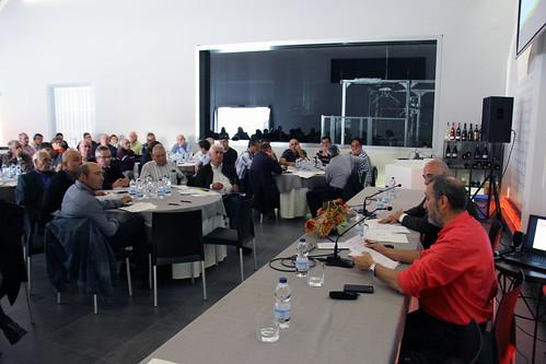 Jornada Sectorial del Vino (Requena) 05-05-2015