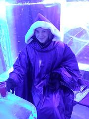 Ice Bar - London - Josh brandon