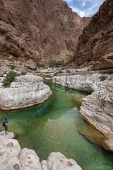 (eneko123) Tags: oman wadi eneko123 omn sultanateofoman omani sultanate  shab shaab