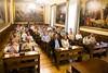 Visita al Senado de los participantes en CESEDEN 06