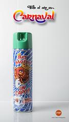 Espuma Carnaval (Fabio Tllez) Tags: studio advertising publicidad estudio online products ecommerce tiendas productos ventas fotoproducto photoproduct fabiotllez fabiotllezphotography