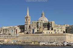 The Three Cities  - Les Trois Citées (benoit871) Tags: malta avril grotte malte sliema mdina valetta bluegrotto lavalette 2016 paceville stjulien taxbiex sanġiljan limdina tassliema grottebleu
