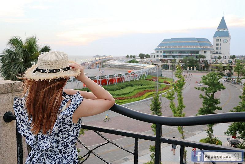 福容大飯店淡水漁人碼頭情人塔491