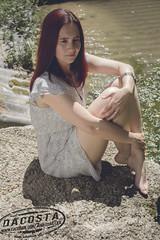 Fashion Shoot #4 ([DaCosta]) Tags: woman girl fashion model dress readhead