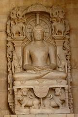 Buddha Statue (chdphd) Tags: statue buddha khajuraho buddhastatue