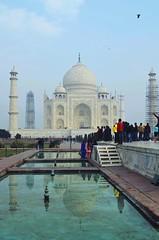 Wonder of architecture (fabriziocaradonna) Tags: india beauty architecture wonder perfect tajmahal agra