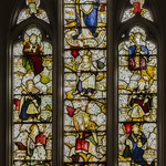 Corringham, St Laurence's church, window thumbnail