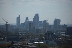 Londra da Parliament Hill (falco di luna) Tags: london hampstead londra parliamenthill hampsteadheat