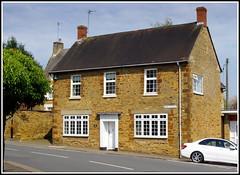 Cottages (Lotsapix) Tags: house building architecture northampton northamptonshire cottages moulton