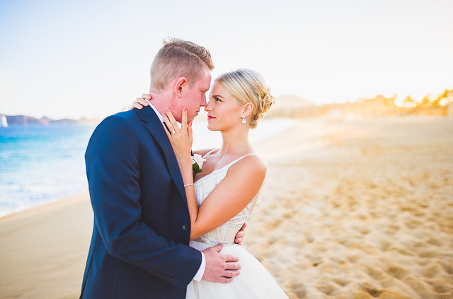 Laura & Kevin // Cabo San Lucas, Mexico // Riu Palace // 2016 // Wedding