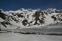 Lago di Pianboglio ancora gelato (Ciak88) Tags: mountain snow alps verde ice nature amazing nikon natura neve alpi montagna mou ghiaccio devero alpedevero d5300