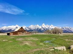 Mormon Row, Kelly, Wyoming (Rosa Say) Tags: kelly wyoming grandtetons jacksonhole mormonrow