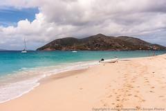 The beach on Sandy Cay (Key) (3scapePhotos) Tags: travel sea vacation beach sailboat island islands boat key sailing sandy virgin beaches tropical british caribbean van dyke cay tropics bvi britishvirginislands jost sandycay