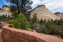Checkerboard Mesa (scott_bohaty) Tags: season utah nationalpark spring state time location zion