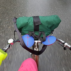 hifi, gloves, rain cape made bicycling in the rain fun this morning! #changeyourliferideabike 20160623_080257 (roland) Tags: cloud rain bike bicycle vancouver bicycling cloudy gloves rainy cape bluetooth poncho speakers notsunny clody raincape bicyclingtowork bluetoothspeaker ueboom capemaceycape bike2workpix