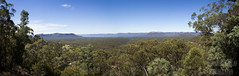 Pearsons lookout Panorama (Hamish Mckay) Tags: blue mountains panorama australia gumtree tilt shift landscape ngc pearsons lookout capertee valley