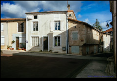 160611-8260-XM1.jpg (hopeless128) Tags: street france buildings eurotrip 2016 shadows sky clouds nanteuilenvalle aquitainelimousinpoitoucharen aquitainelimousinpoitoucharentes fr