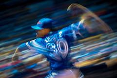 Set to push the limits! (Kevin Sousa Photography) Tags: baseball blue jays toronto motion panning blur pitcher mlb major leaguer ball limit chavez mexico