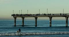 20160618_0081_7D2-115 Busy Saturday afternoon at the pier (johnstewartnz) Tags: newzealand canon eos pier fishing 70200 newbrighton 70200mm apsc 7d2 newbrightonpier unlimitedphotos 7dmarkii canonapsc
