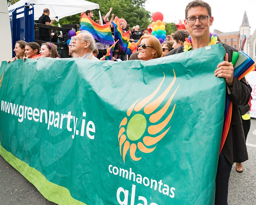 PRIDE PARADE AND FESTIVAL [DUBLIN 2016]-118123