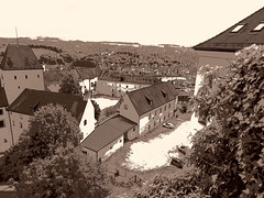 P5280500daftt (photos-by-sherm) Tags: museum germany spring high panoramic views fortifications defensive veste hilltop passau oberhaus
