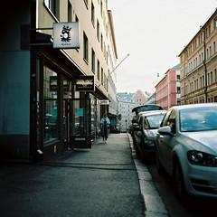 take a walk (soreikea) Tags: 2015 zenzabronica s2 film analog kodak portra160 helsinki finland travel