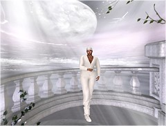 White (Fabian50000) Tags: necklace outfit fb piercing ring accessories facialhair earing eybrows r2a urbanix wffashion