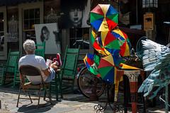 Sidewalk Sun (ditch Mingo) Tags: summer sun color colorful tn tennessee sony sidewalk uninteresting gatlinburg pointshoot compactcamera rx100 rx100m3 ditchmingo sonyrx100m3 pocketstreet southerstreets