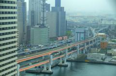 Hanshin Expressway No. 3 (ap0013) Tags: highway road hanshin expressway kobe japan kobejapan city hanshinexpressway 3   asia asian