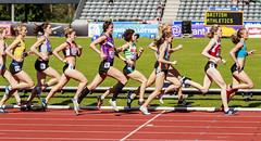 womans 1500m (stevennokes) Tags: woman field athletics birmingham track meadows running smith mens british hudson sainsburys asher muir hurdles rooney 100m 200m sprinter 400m 800m 5000m 1500m mccolgan twell