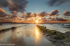 Sunset-007 (fadercini) Tags: sol barrika rocasnubes