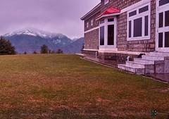 Shogran Hotel (Sharjeel Ahmed Khan) Tags: mountain snow landscape shogran