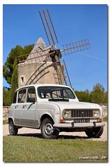 Renault 4 (Laurent CLUZEL) Tags: nikon tl 4 renault 28 70200 d610 vrii